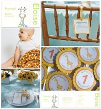 Baby Shower Food Ideas: Baby Shower Ideas Giraffe