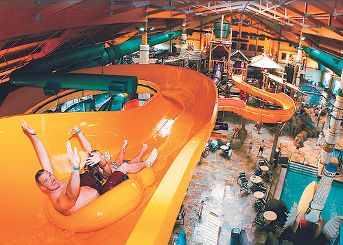Great Wolf Lodge: ¿Hotel o Parque Tematico?