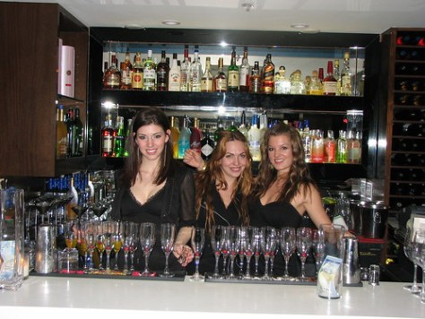 Ladies at Afterglow