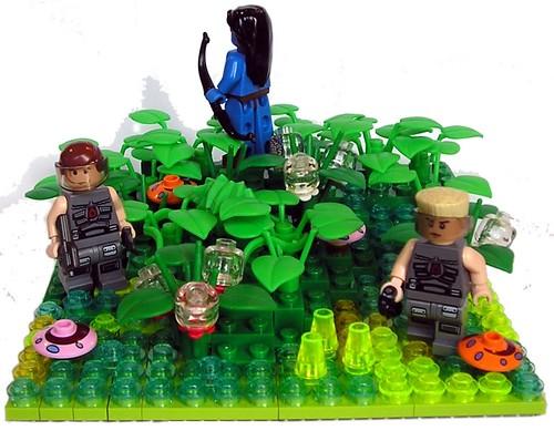 LEGO Avatar Pandora vignette