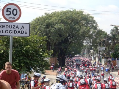 Rua Alvarenga das Bicicletas