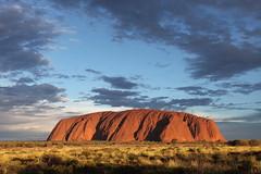Brown Uluru