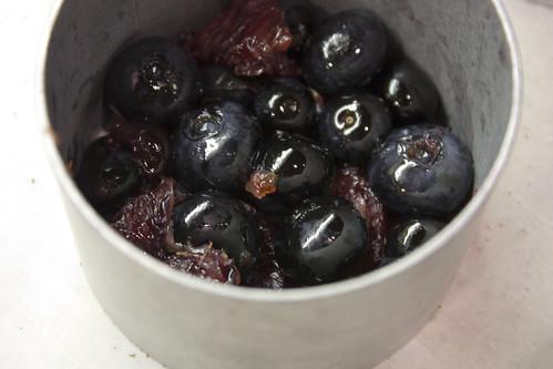 Blueberry Blood Orange Layer
