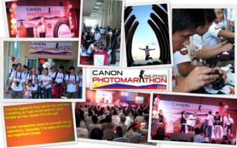 Canon PhotoMarathon Philippines 2009