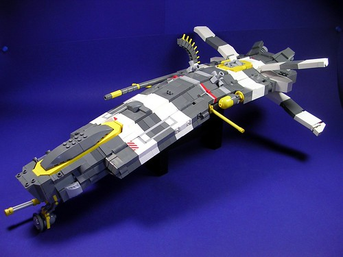 LEGO Homeworld Vinnidan Interceptor