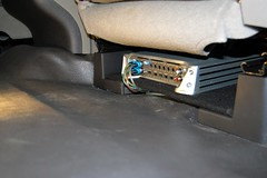 Hertz EP5 Amplifier in Ford F150