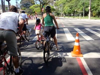Arrancada Ciclística