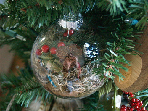 Terrarium Ornament