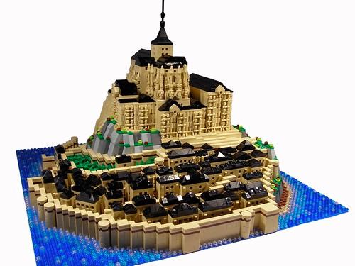 Lego St. Michel