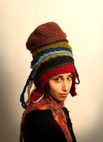 She wears many hats