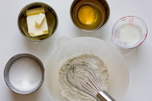 Coconut Rum Butter Cake Ingredients