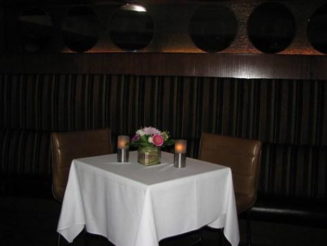 Glowbal dining room