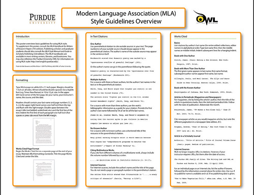 MLA Format expectation  helpful video links! ENGL101 S16 7705