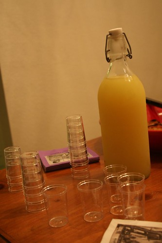 Limoncello party