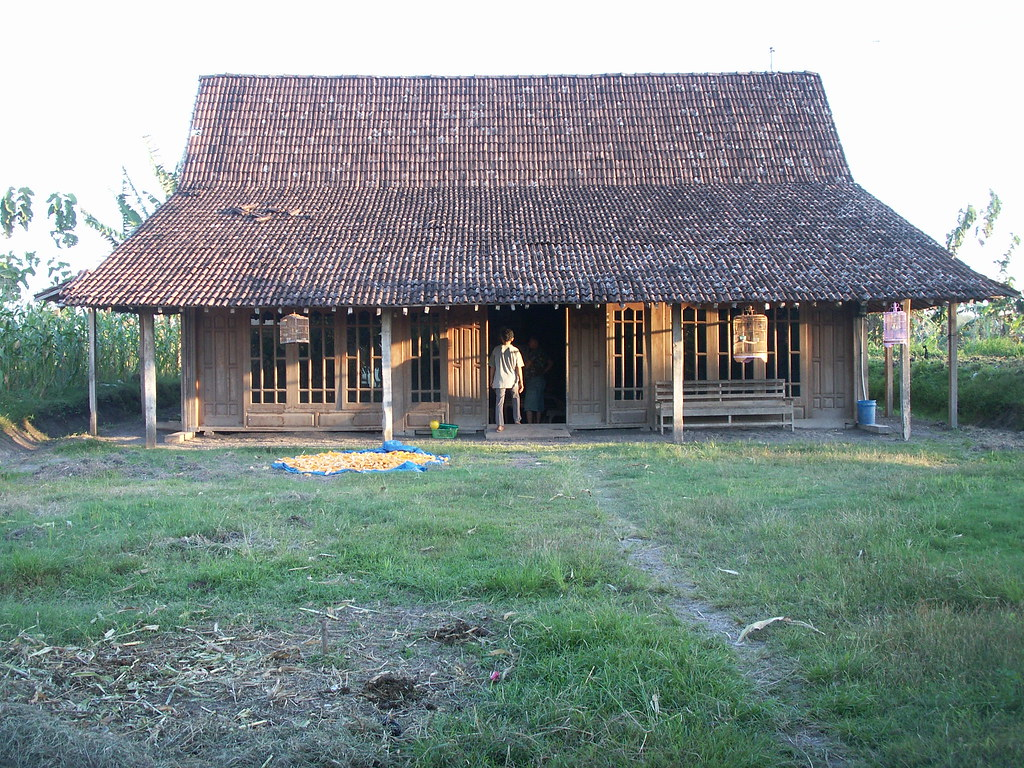 Rumah Kayu The World S Best Photos Of Jawa And Kayu Flickr Hive Mind