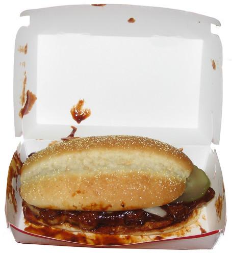 McDonald's McRib