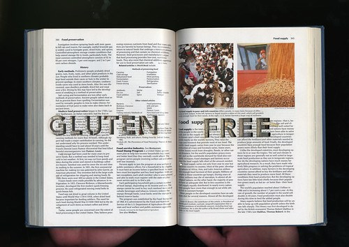 Gluten Free Scan with Hands