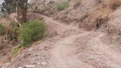 Limite de la carretera  fundo pucara