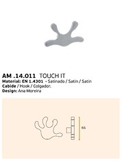AM.14.011 TOUCH IT