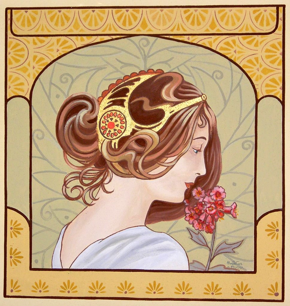 Jugendstil Kunst The World S Newest Photos Of Jugendstil And Mucha Flickr Hive Mind