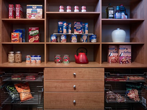 Custom Pantry Storage Cabinets In Charlotte Nc