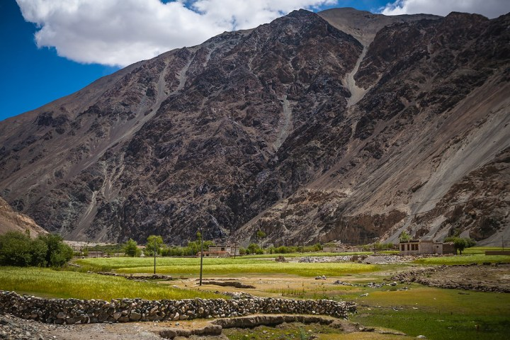 India - Enroute Tso Moriri, Ladakh
