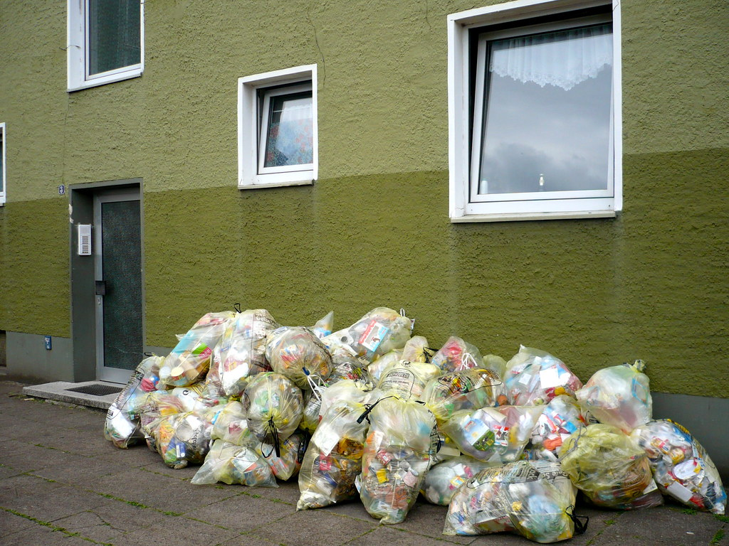 Recycling Bielefeld The World S Best Photos By Bielefelder Flaneure Flickr Hive Mind