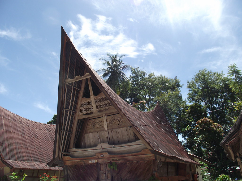 Rumah Bolon Batak Toba The World S Best Photos Of Batak And Tomok Flickr Hive Mind