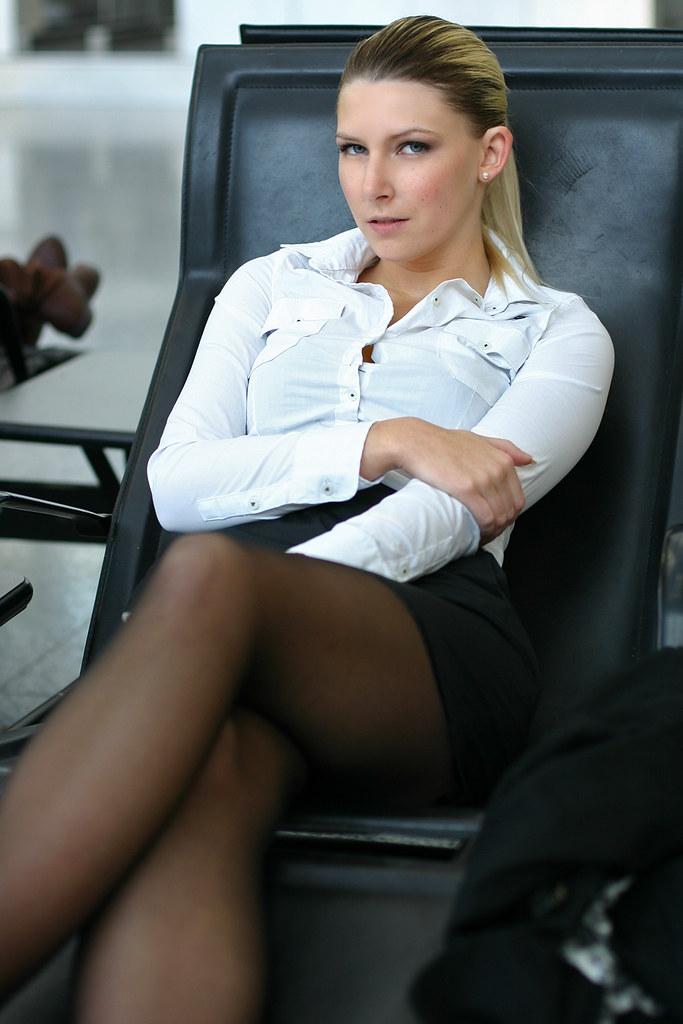 secretary stockings office sex gif