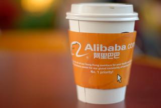 Alibaba statistics