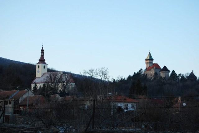 Smolenice Castle 1