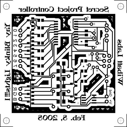 dinosaur circuit board tee thinkgeek