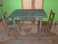 My rickety old table n chairs | Flickr - Photo Sharing!