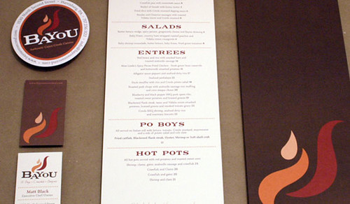 Pin by Andrew Sutherlund on Art 330 Pre-Press (Restaurant single - restaurant menu