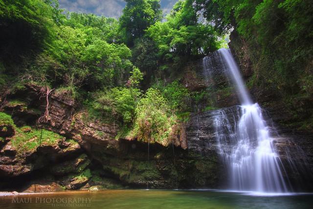 Wallpaper Of Water Fall Blue Lagoon Waterfall Flickr Photo Sharing