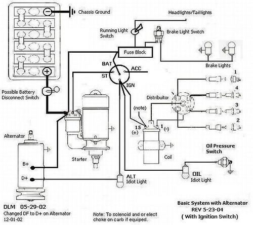 toggle switch ledningsdiagram 12v
