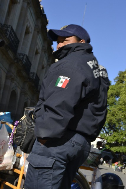 Oaxaca Local Life: Police