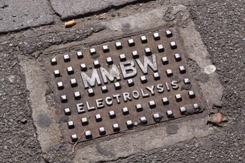 MMBW Electrolysis