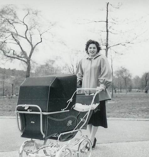 Stroller With The Bassinet The Baby Stroller A Visual History