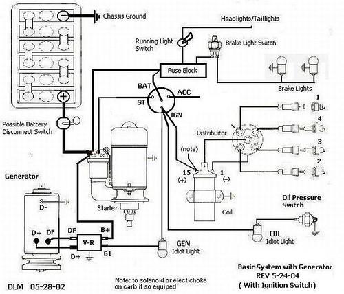 1970 vw beetle voltage regulator ledningsdiagram