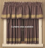Country Kitchen Curtains And Valances