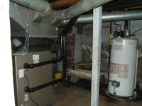 New Natural Gas Furnace and HW | Flickr - Photo Sharing!