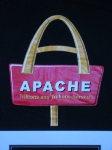 Apache - Trillions Served