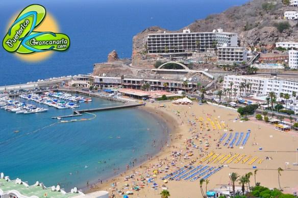 Canary Islands beaches, Puerto Rico