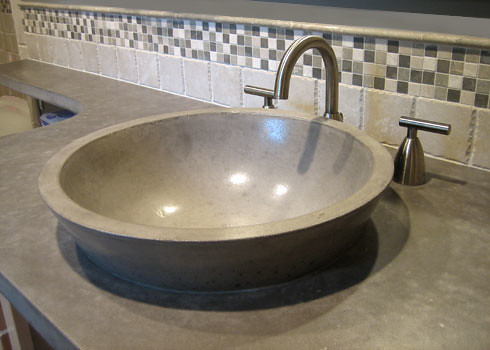Concrete Vessel Sink Flickr Photo Sharing