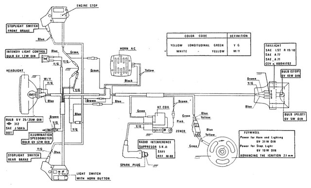 mobile home wiring schematic