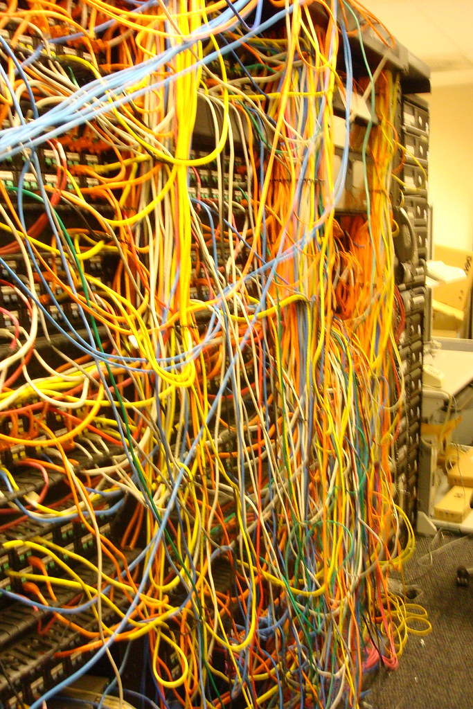 Wiring Closet Messy car block wiring diagram