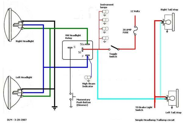 vw wiring for dummies
