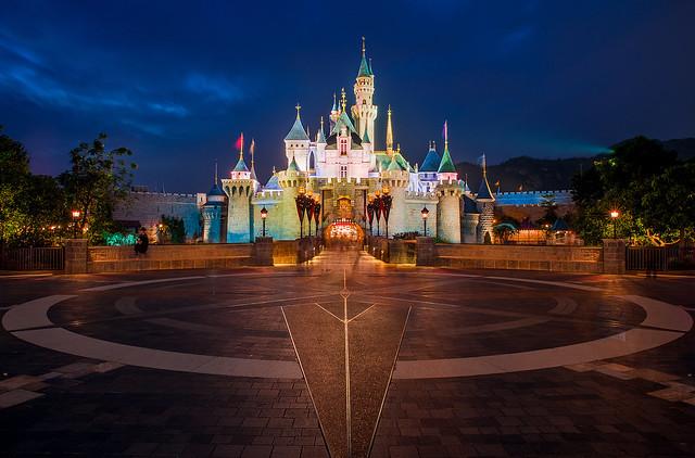 Fall Wallpaper Backgrounds Desktop Hong Kong Disneyland Sleeping Beauty Castle Flickr
