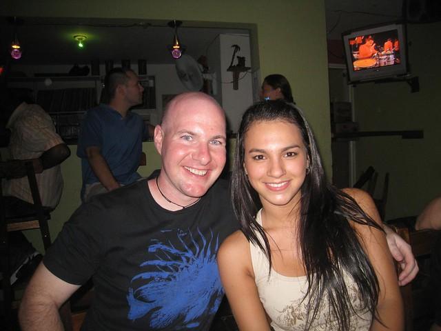 Maira and I